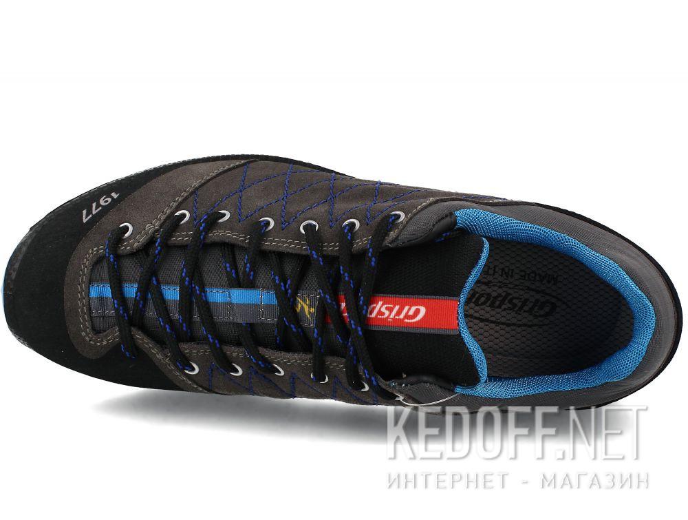 Мужские кроссовки Grisport Vibram 13133V1 Made in Italy описание
