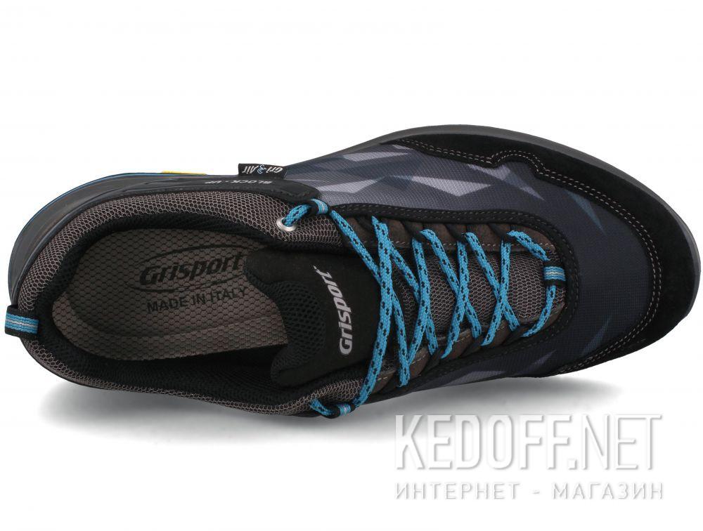 Оригинальные Мужские кроссовки Grisport Vibram 14325D3 Made in Italy