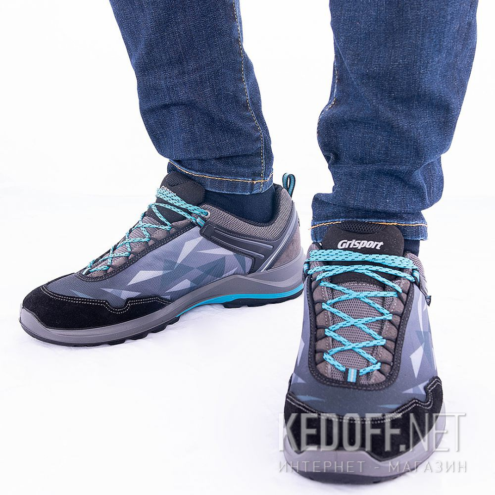Мужские кроссовки Grisport Vibram 14325D3 Made in Italy все размеры