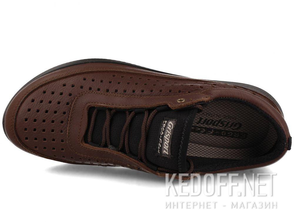 Мужские кроссовки Grisport Ergo Flex 40955 AV15T Made in Italy описание