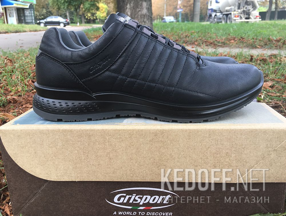 Доставка Чоловічі кросівки Grisport Ergo Flex 42811A50 Made in Italy
