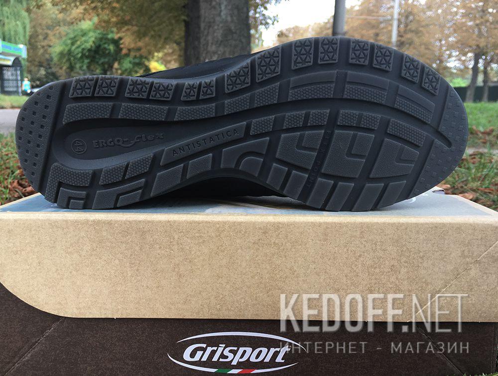 Мужские кроссовки Grisport Ergo Flex 42811A81T Made in Italy все размеры