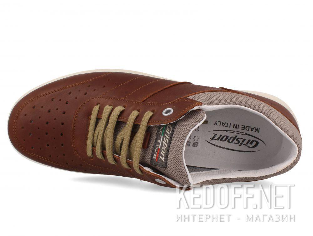 Оригинальные Мужские кроссовки Grisport Castango Avon 43055A2 Made in Italy