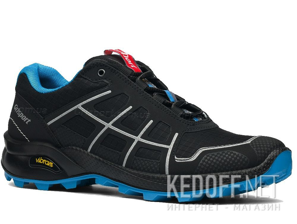 Мужские кроссовки Grisport Cross Art Vibram 13105 S37 Made in Italy