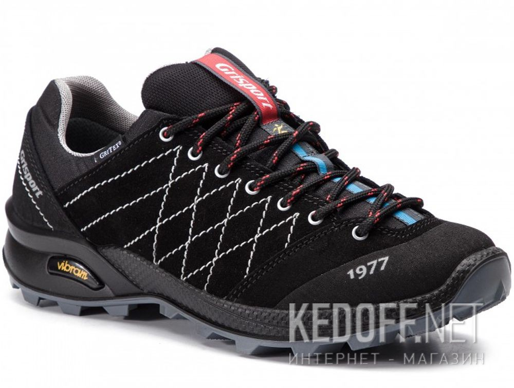 Мужские кроссовки Grisport Deep Vesuvio 13133V3 Vibram Made in Italy