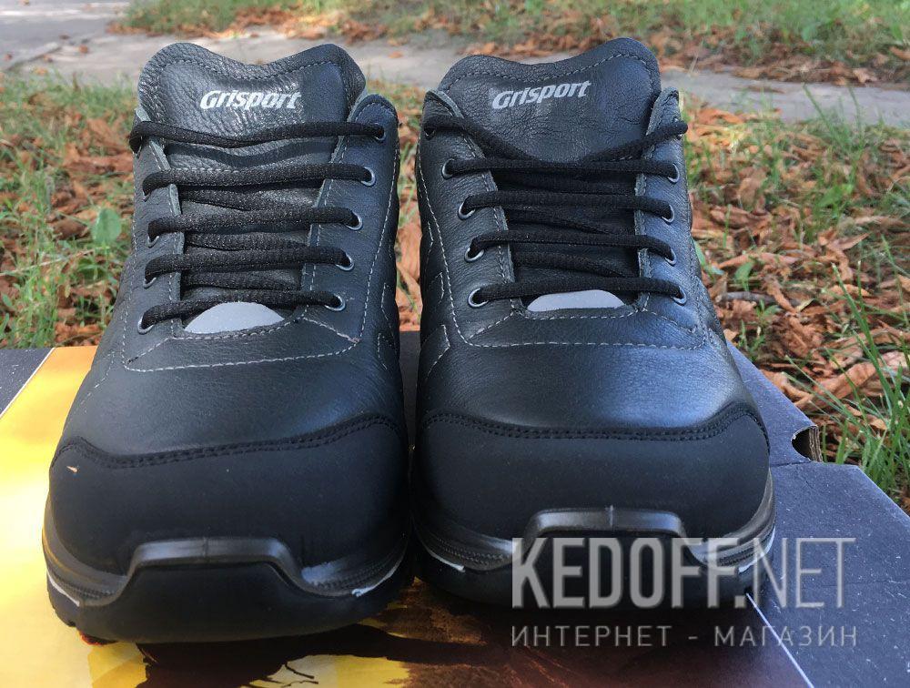 Мужские кроссовки Grisport Ergo Flex 13911A39tn Made in Italy доставка по Украине