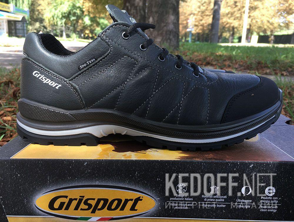Доставка Мужские кроссовки Grisport Ergo Flex 13911A39tn Made in Italy
