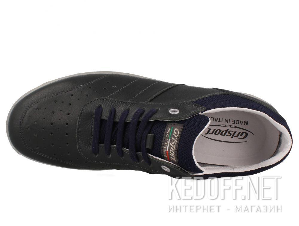 Оригинальные Мужские кроссовки Grisport Notte Avon 43055A19 Made in Italy