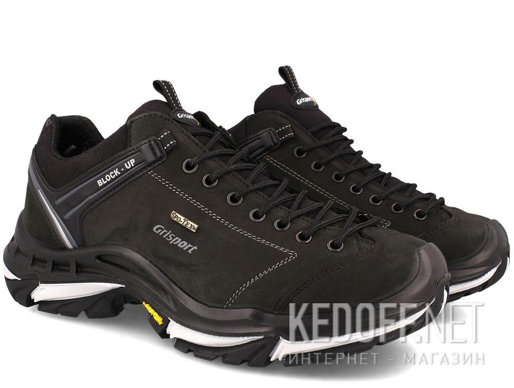 Мужские кроссовки Grisport Spo Tex Vibram 11927N90tn Made in Italy купить Украина