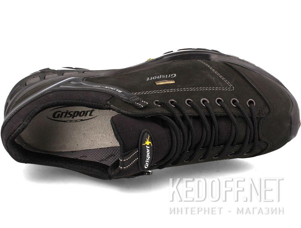 Мужские кроссовки Grisport Spo Tex Vibram 11927N90tn Made in Italy описание