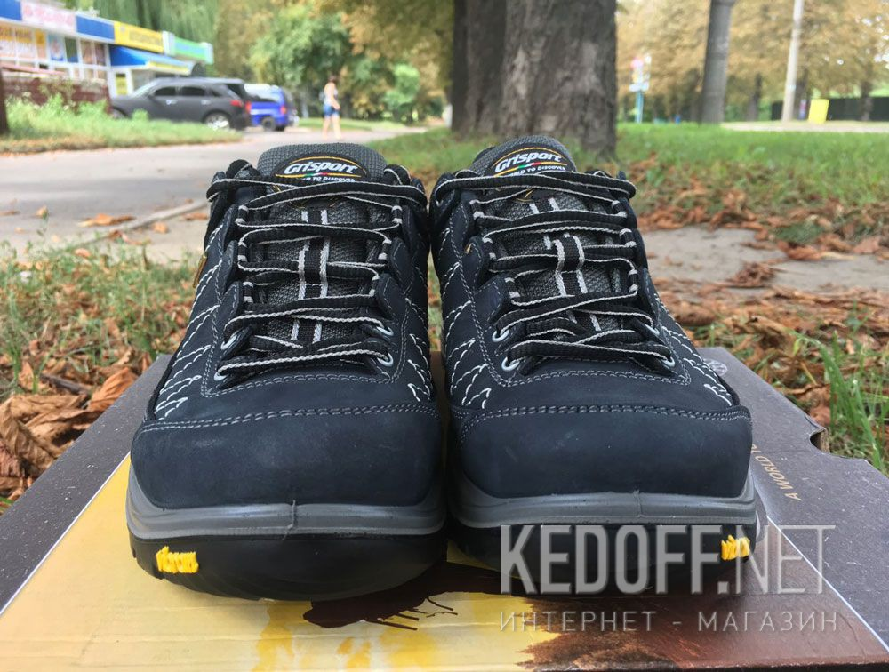Чоловічі кросівки Grisport Vibram 12501N97tn Made in Italy доставка по Украине