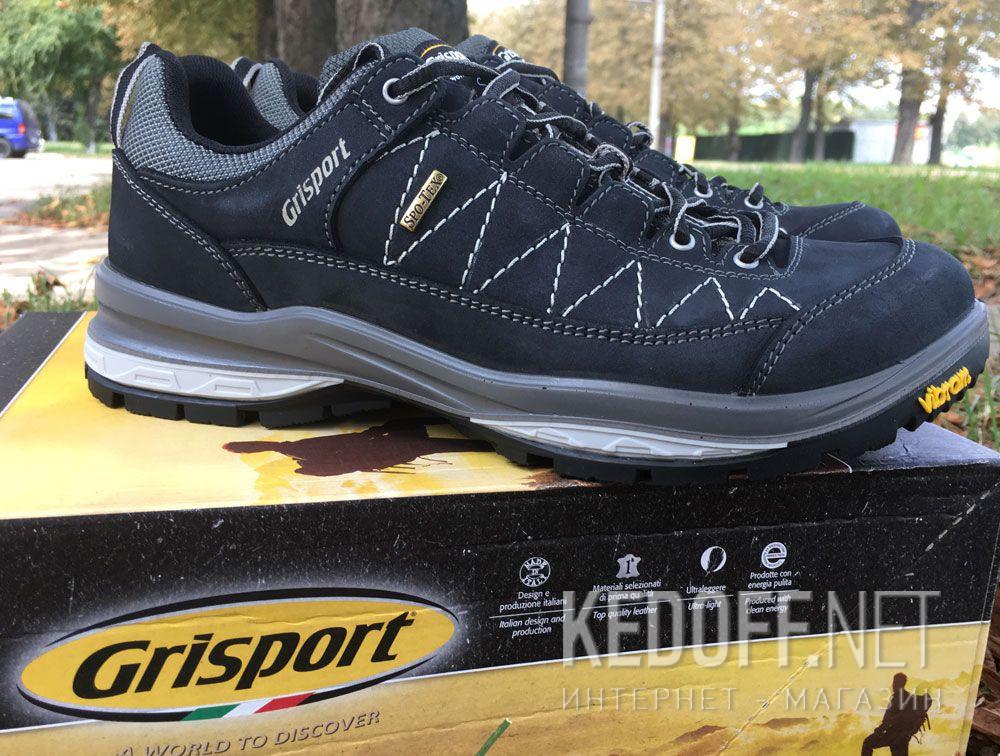 Мужские кроссовки Grisport Vibram 12501N97tn Made in Italy все размеры