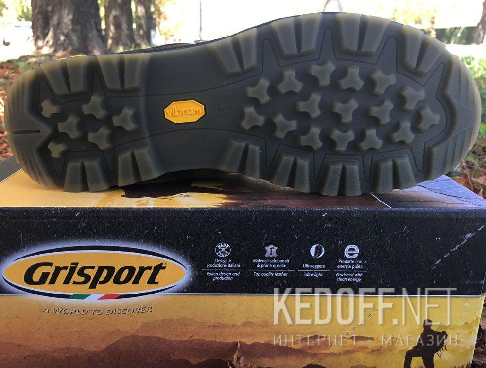 Мужские кроссовки Grisport Vibram 12907o140n Made in Italy доставка по Украине