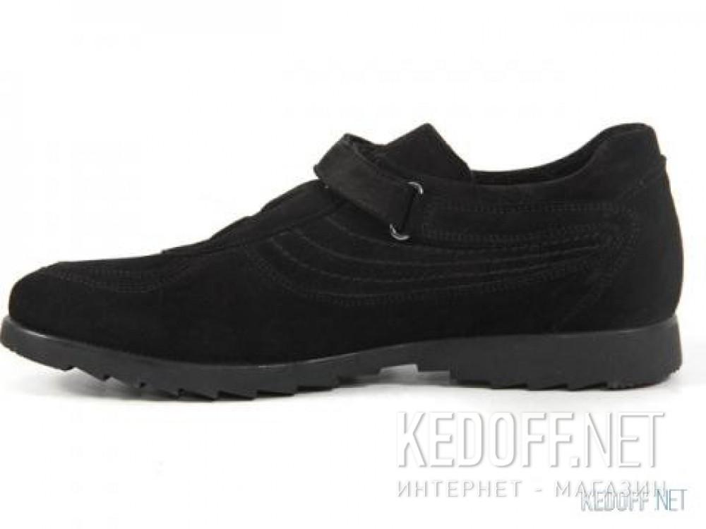 Цены на Мужские туфли Subway 342-3358   (чёрный)