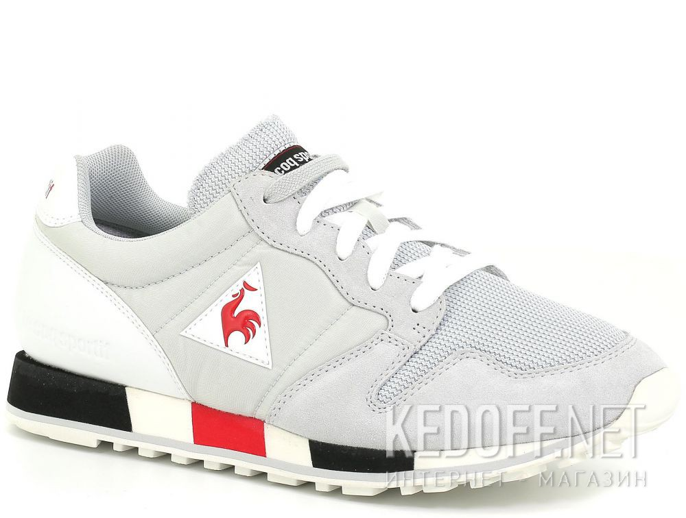 28eead219bd0 Shop Men s sneakers Le Coq Sportif Omega Nylon 1810186 LCS at Kedoff ...