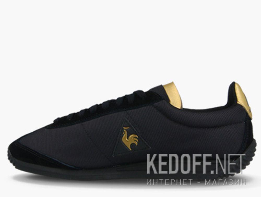 Оригинальные Мужские кроссовки Le Coq Sportif Quartz Metallic Black 1910774 - LCS