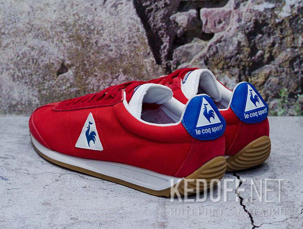 ba89d093f62d Shop Men s sneakers Le Coq Sportif Quartz Nylon Gum 1810724 LCS at ...