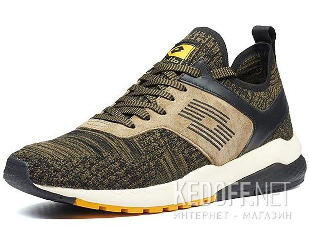 Мужские кроссовки Lotto Marathon Knit 212393/5DQ купить Киев