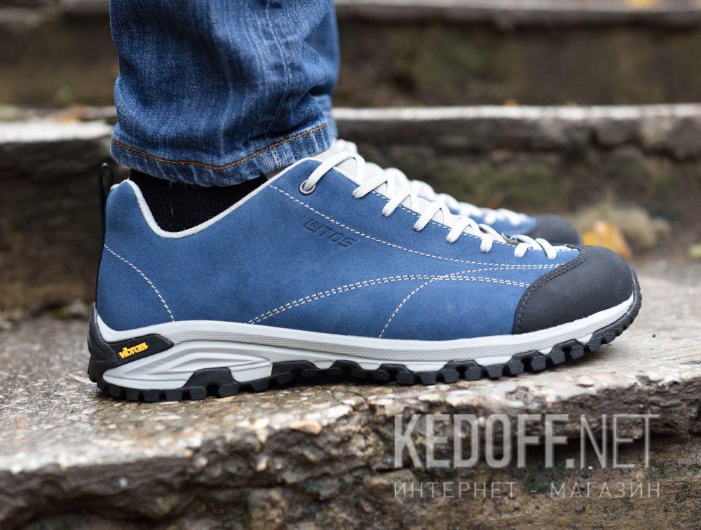 Мужские кроссовки Lytos Vibram 57B056-12   (синий) все размеры