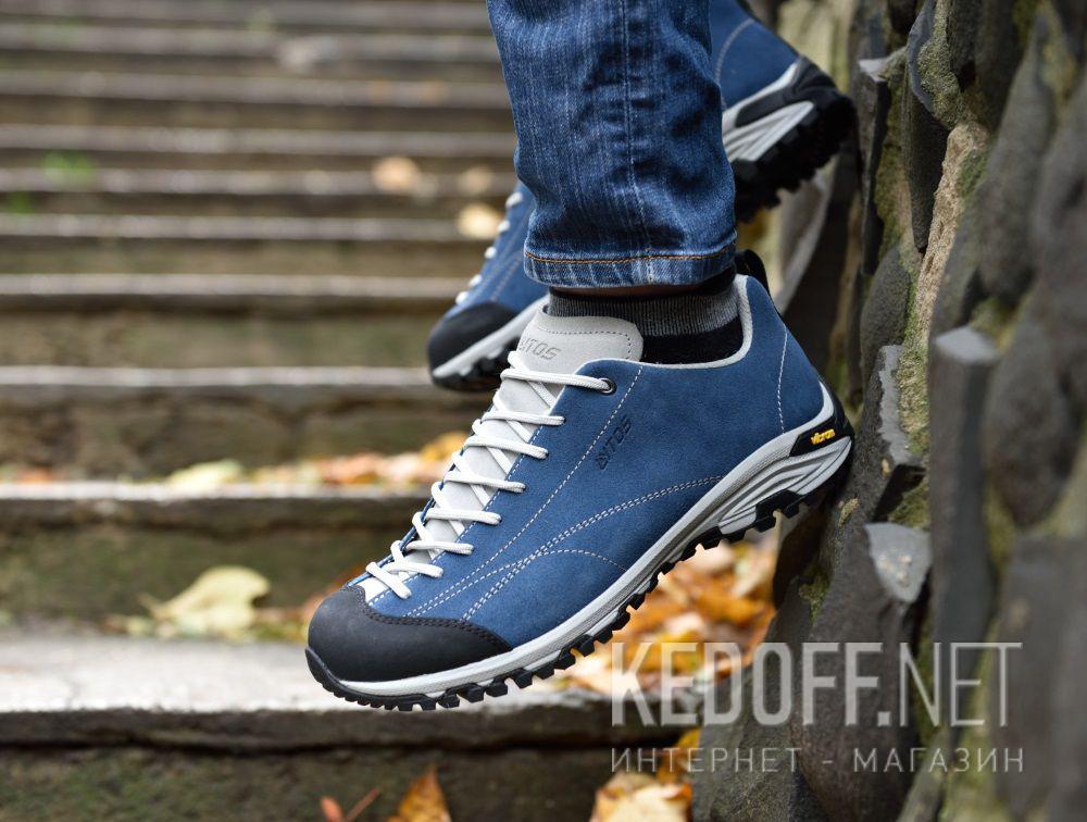 Доставка Мужские кроссовки Lytos Vibram 57B056-12   (синий)