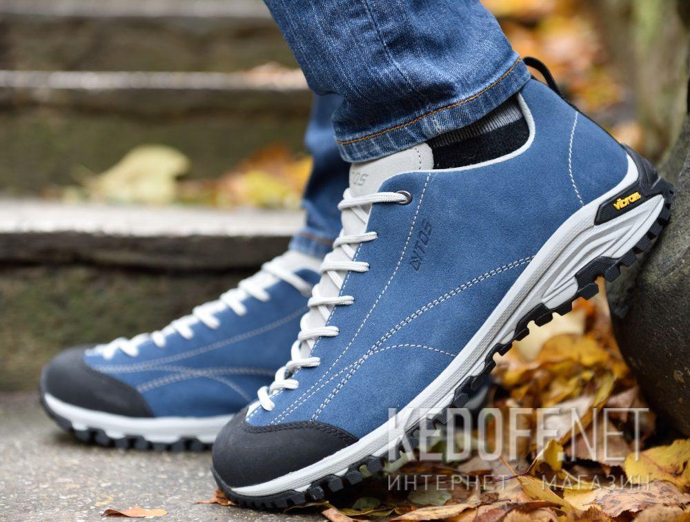 Мужские кроссовки Lytos Vibram 57B056-12   (синий) доставка по Украине
