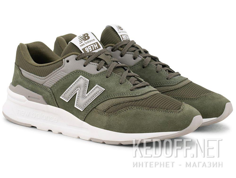 Мужские кроссовки New Balance 997H CM997HCG купить Киев