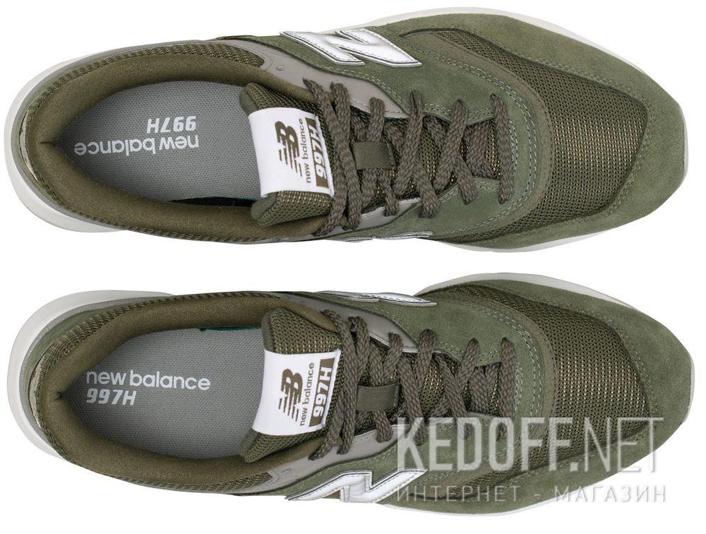 Оригинальные Мужские кроссовки New Balance 997H CM997HCG