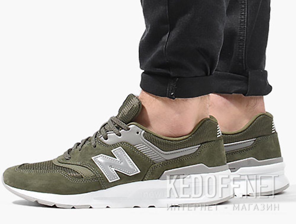 Доставка Мужские кроссовки New Balance 997H CM997HCG