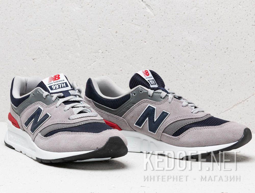 Мужские кроссовки New Balance 997H CM997HCJ все размеры