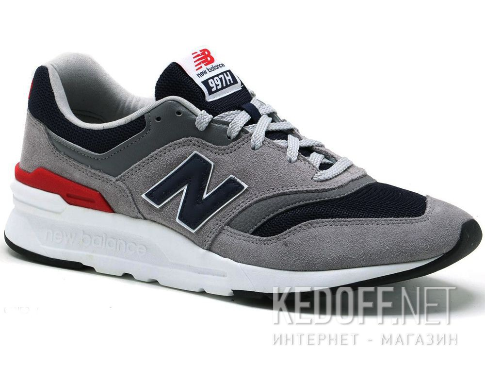 separation shoes be56a 9362d Shop Mens sneakers New Balance 997H CM997HCJ at Kedoff.net - 29750