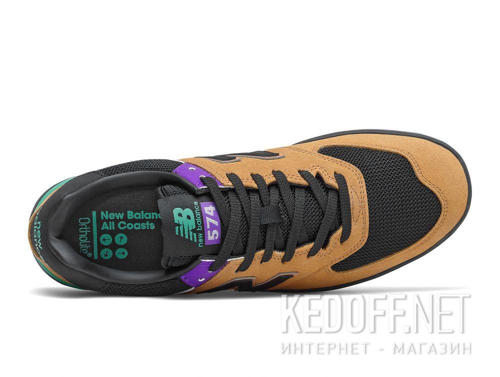 Чоловічі кросівки New Balance AM574MUP описание