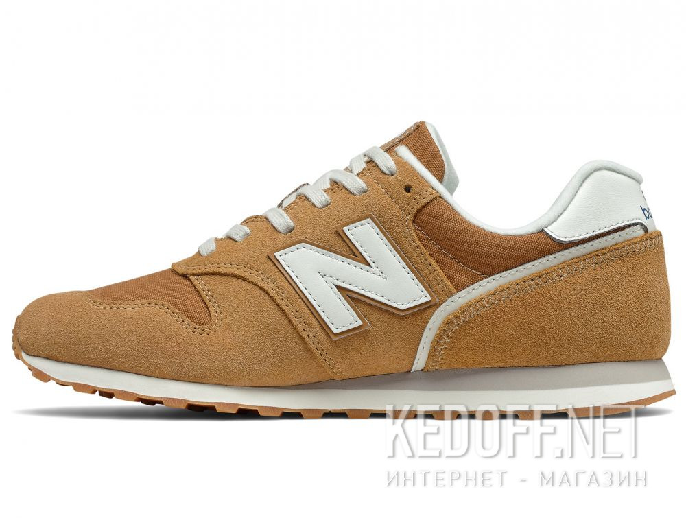 Оригинальные Чоловічі кросівки New Balance Canvas ML373SM2