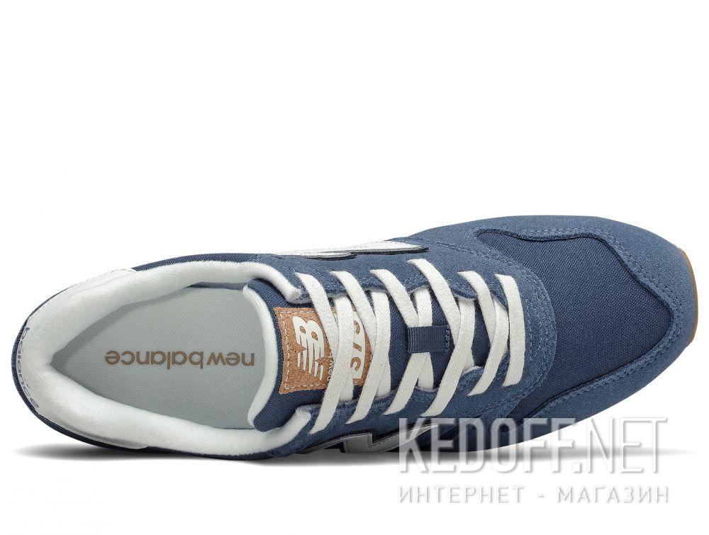 Оригинальные Мужские кроссовки New Balance Canvas ML373SN2