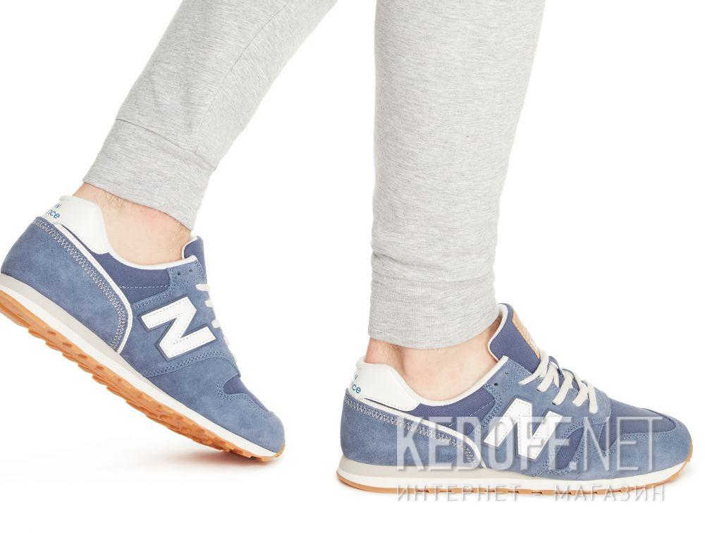 Цены на Чоловічі кросівки New Balance Canvas ML373SN2