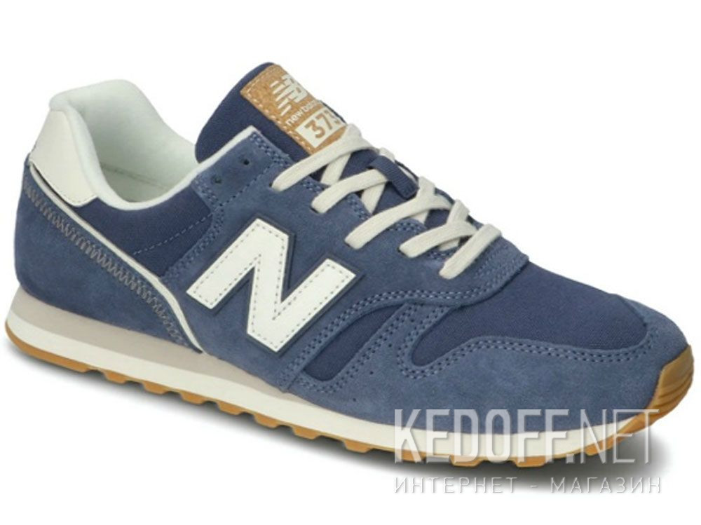 Купить Мужские кроссовки New Balance Canvas ML373SN2