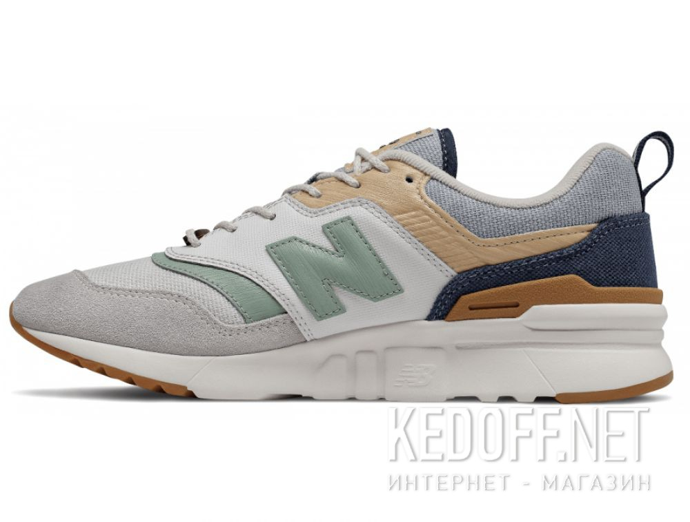 Мужские кроссовки New Balance CM997HAM купить Киев