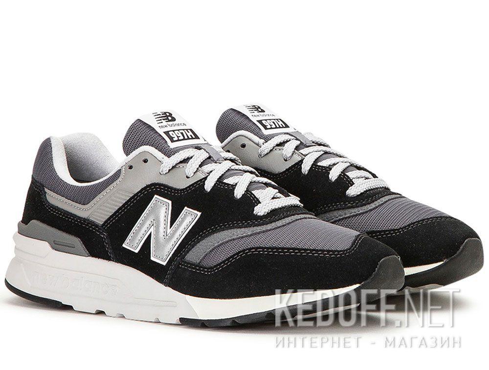 Купить Мужские кроссовки New Balance CM997HBK Чёрные