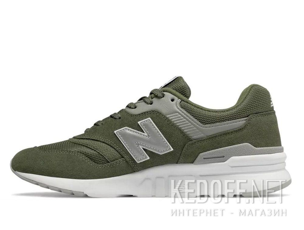 Мужские кроссовки New Balance 997H CM997HCG описание