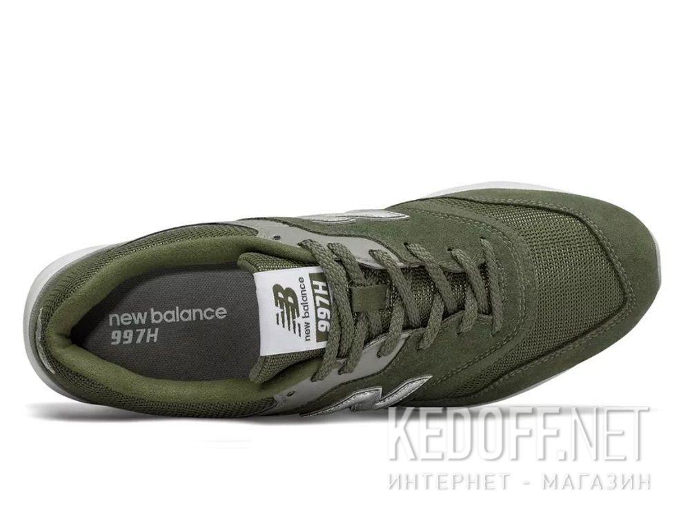 Цены на Мужские кроссовки New Balance 997H CM997HCG