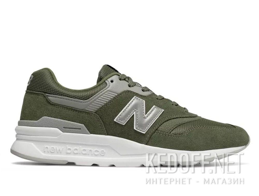 Мужские кроссовки New Balance 997H CM997HCG купить Украина