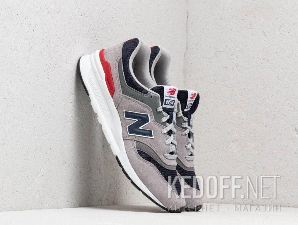 Цены на Мужские кроссовки New Balance 997H CM997HCJ