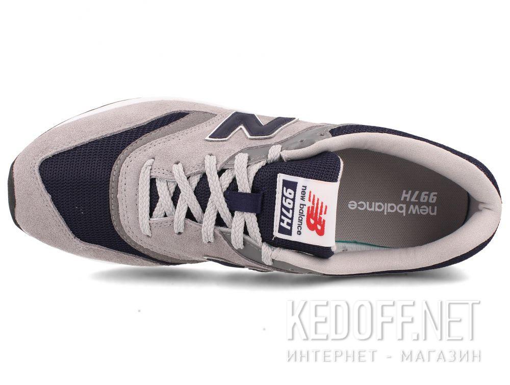 Оригинальные Мужские кроссовки New Balance 997H CM997HCJ