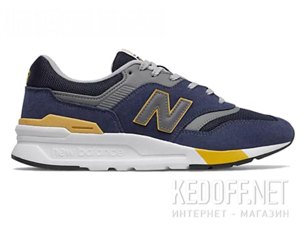 Мужские кроссовки New Balance CM997HVG купить Украина