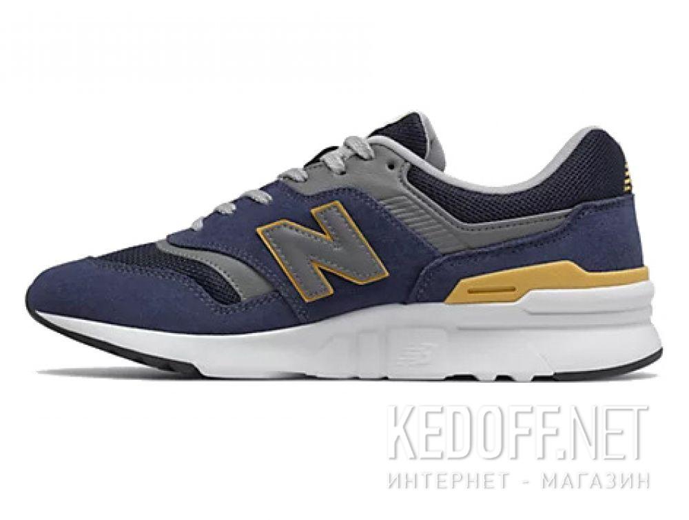 Оригинальные Мужские кроссовки New Balance CM997HVG