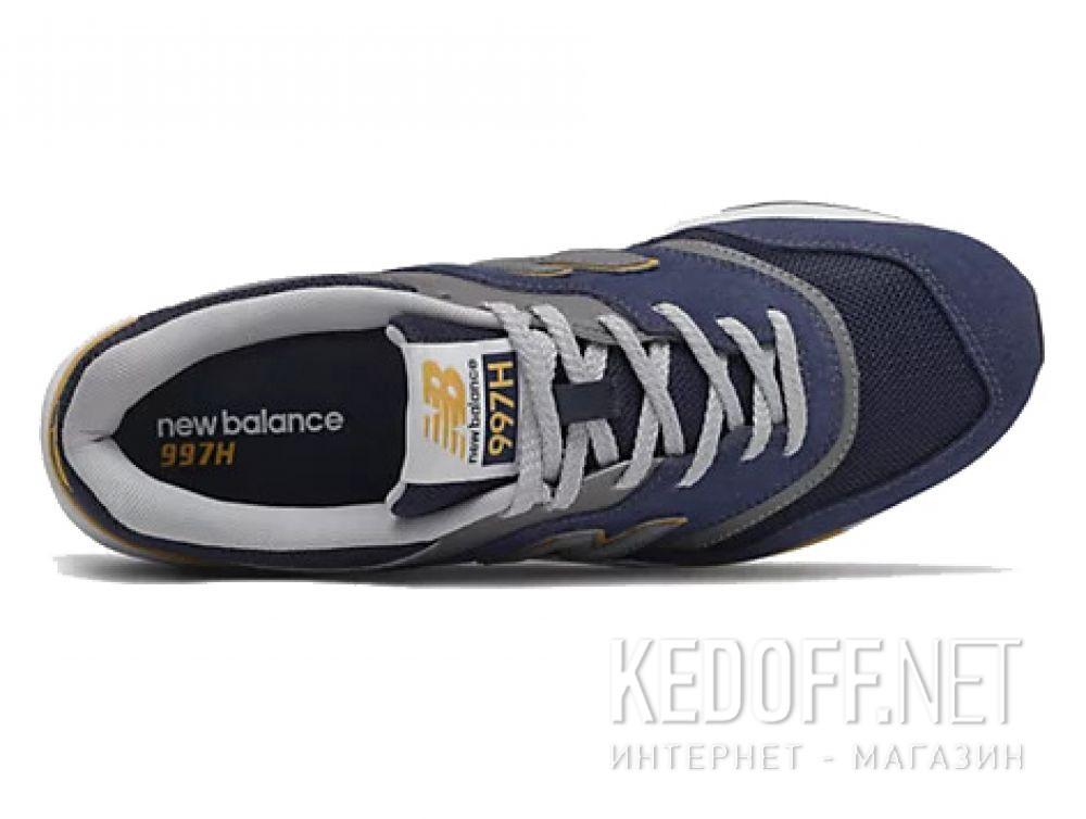 Мужские кроссовки New Balance CM997HVG описание