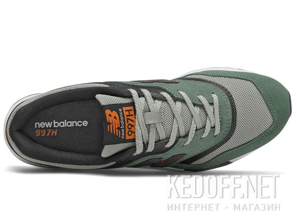 Оригинальные Мужские кроссовки New Balance CM997HVS