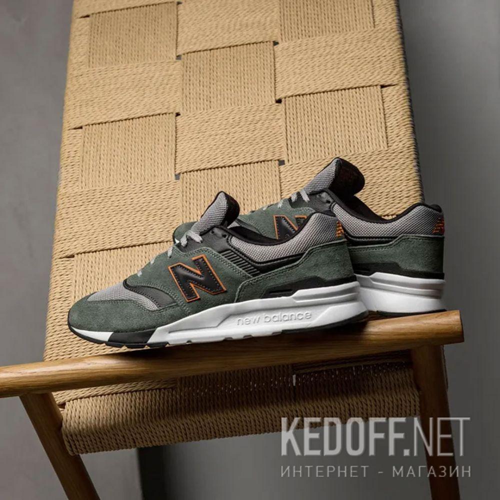 Мужские кроссовки New Balance CM997HVS все размеры