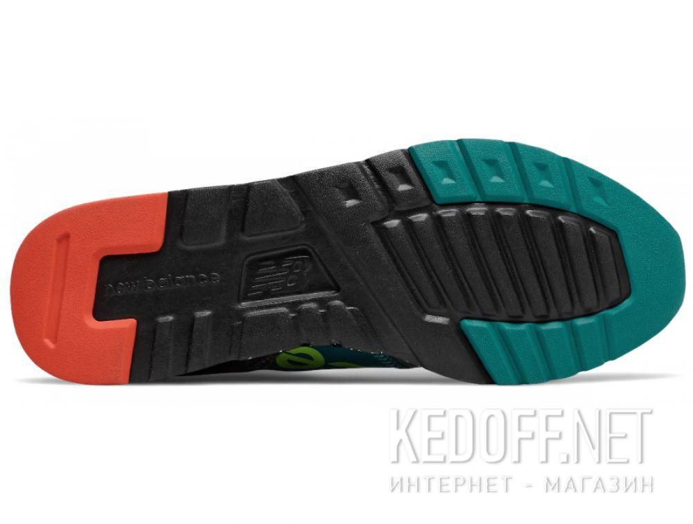 Мужские кроссовки New Balance CMT997HB описание