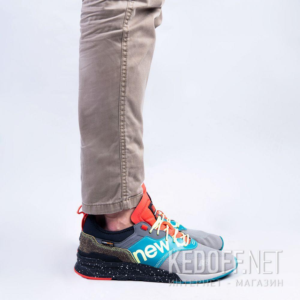 Цены на Мужские кроссовки New Balance CMT997HB