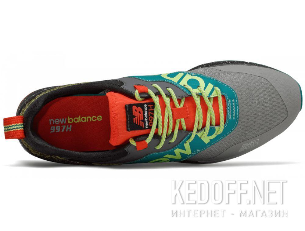Оригинальные Мужские кроссовки New Balance CMT997HB